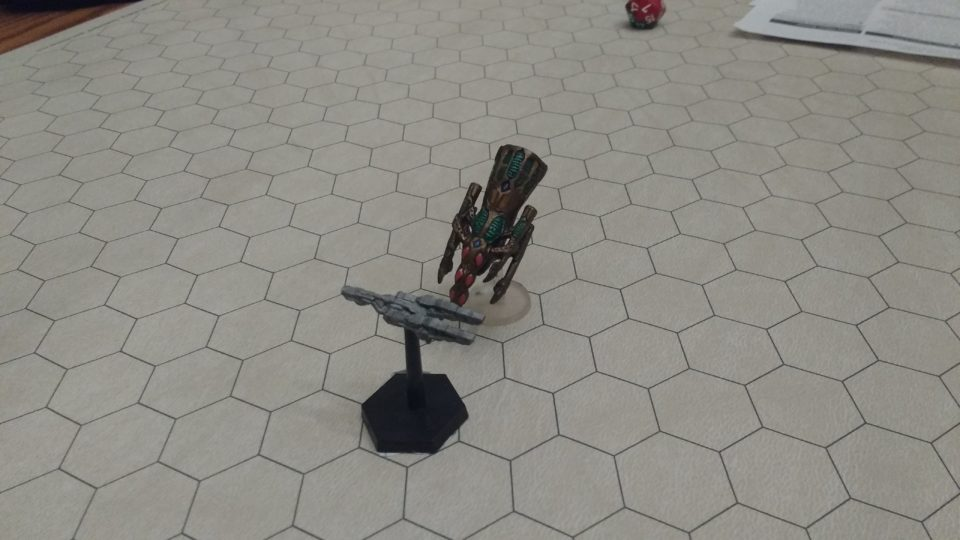 The players were Players outmaneuvered despite having better maneuverability