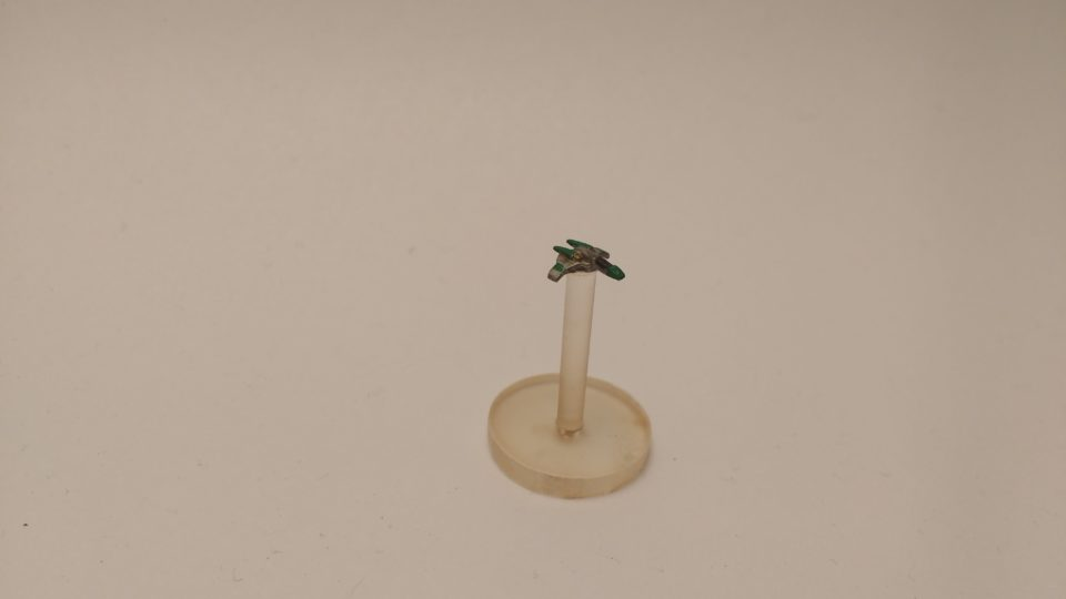 FED Fighter miniature from Studio Bergstrom